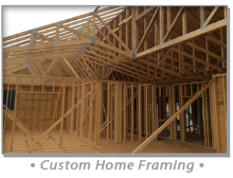 custom-home-framing